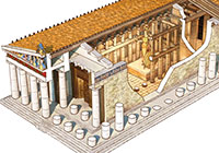 Ivan Stalio | Architecture | Ancient Greek Temple | Antico Tempio Greco
