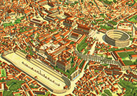 Ivan Stalio | Geography | Maps | Rome | Roma