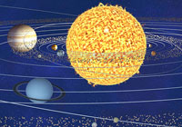Ivan Stalio | Geography | Space | Maps | Solar System | Sistema Solare